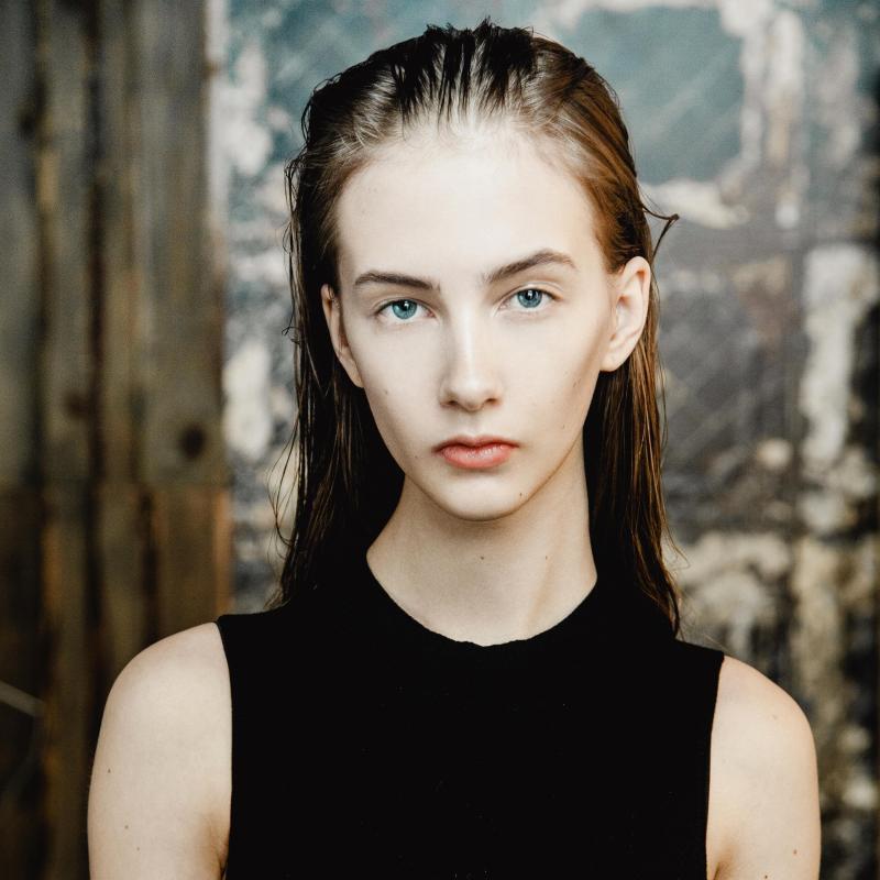 Darina Popruga - Future faces
