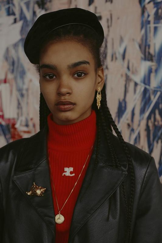 Ines Oussaidi - Future faces