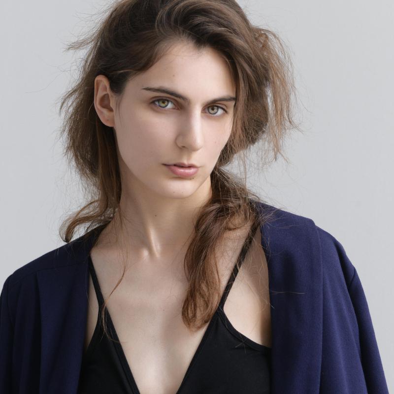 Anna Nechaeva - Future faces