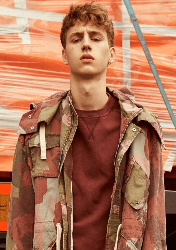 Matt Cooper - Men
