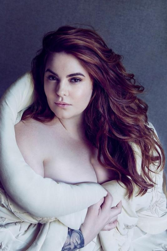 Tess Holliday - Main curve