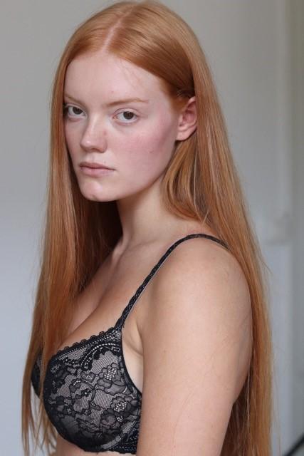 Miriam Svenke - New faces curve