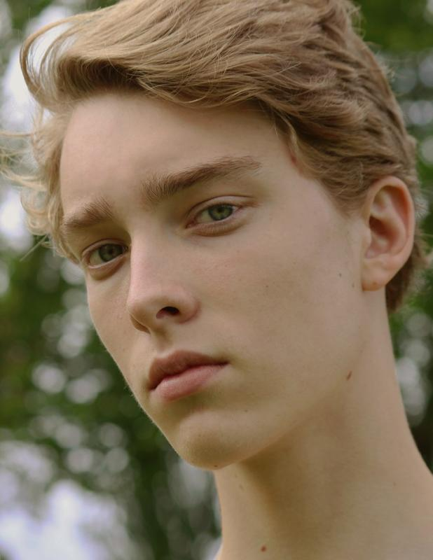 Nicholas France - New faces men