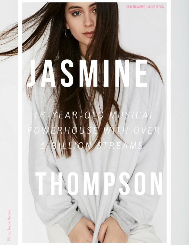 Jasmine Thompson - Talent