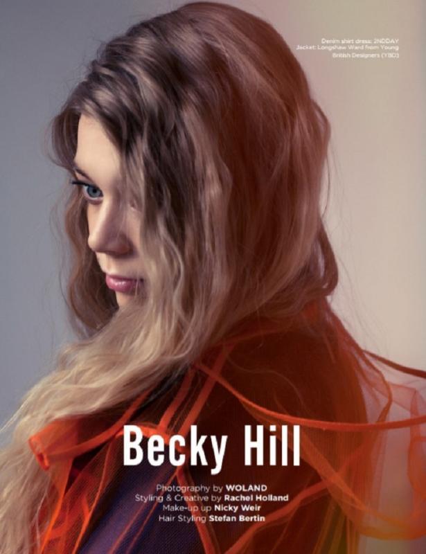 Becky Hill - Talent