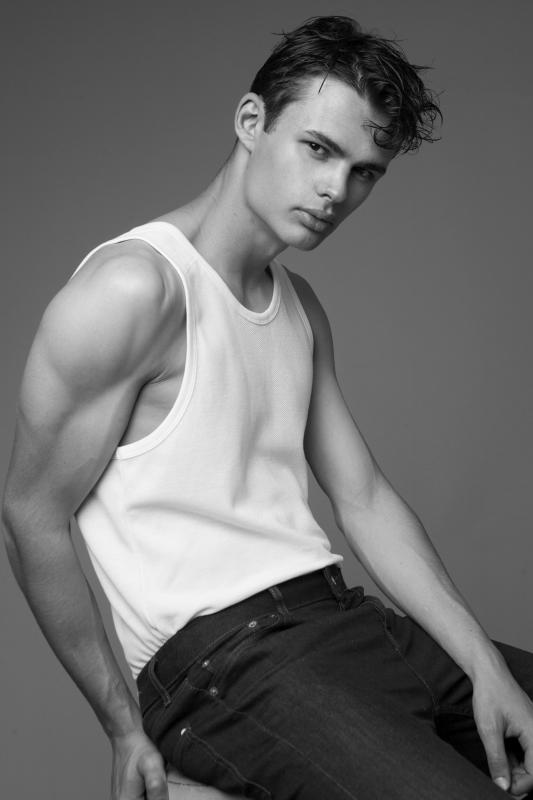Adam Henderson - New faces men