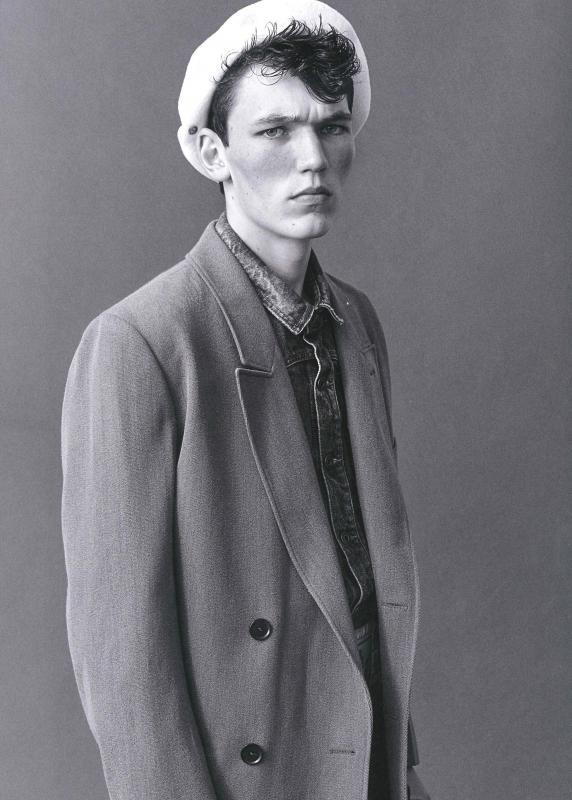 Jack Borthwick - New faces men