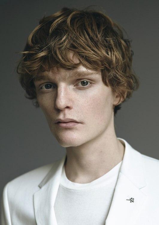 Antoine Prins - Main men
