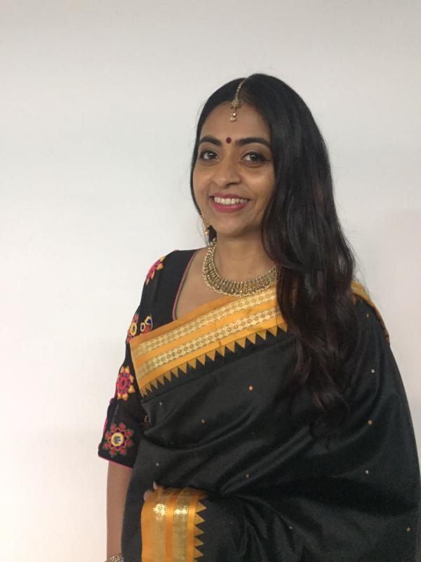 Priya V - W cast