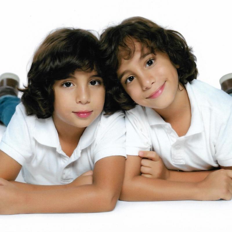 Zain & Yassin S - Kids boys