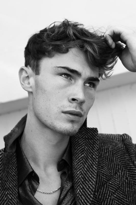 JAMES WILLIAMS - - new faces