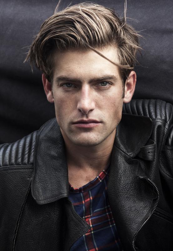 JUSTIN HOPWOOD - - models