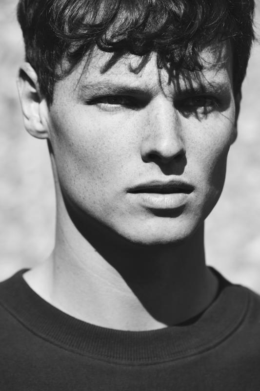 CHRISTOPHER POULTER - - models